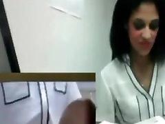 Indian Almost Caught Masturbating In Office