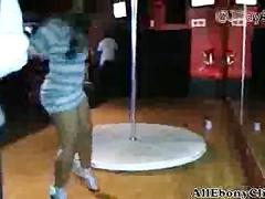 Booty Shaking In The Club Plush P9 Jray513 black ebony cumshots ebony swallow interracial african ghetto bbc