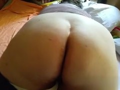 Meet her on BBW-CDATE.NET - hard fuck with bottle and ass whipping