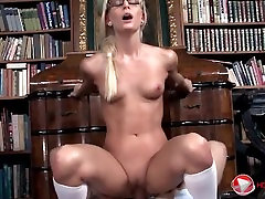 Candee Licious Let me clean your glasses HD Porn Video