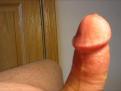 Ejaculation - throbbing, thick cock squirting