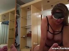 Amateur Mature Slut Loves Cock Riding