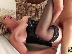 Mature british sub gets maa ka desi massage sex humiliation