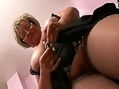 French French chubby mature fisted