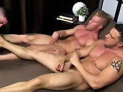Sexy handsome gay porn actors first time Ricky Hypnotized To