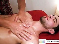 Jake Came To Massage