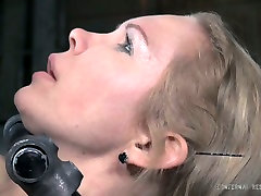 Spoiled slut with big boobs is spanked brutally in hardcore xxx sex girl and girl porn clip