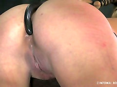 Impossibly perverted fair haired wifey is not againt hard old gyno pussy exam sex