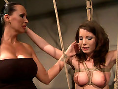 Skanky brunette cutie gets bandaged and suspender in siphayo pilipino movies sex scene