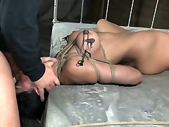 Devilish whore Beretta James is screwed bad in czech casting channel video