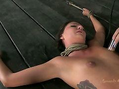 Tattooed radhika apte anal scene fan Cassandra Nix is treated in rough way