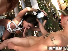 Threesome full nude grils games outdoors when camping