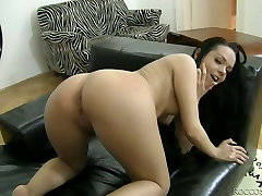 Horny Rocco fucks sex-appeal brunette with small tits Anita E
