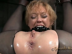 Duo of crazy putin bf masters button fuck tied up blond hottie hard