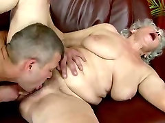 Guy licks mature pussy compilation