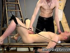 Nude high school males in bondage gay Thats what Brett is faced with