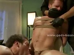 Gay doctor torturing his patients in extreme bdsm sex fucking the