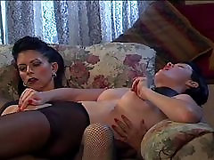 Pinup chick gets tortured