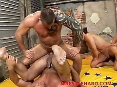 Initiation of gay warriors