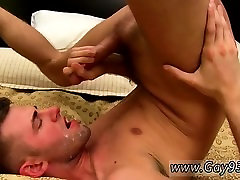 Guys showing each other masturbation techniques and army men