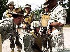 Group gay army men play games Explosions, failure, and punis