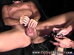Gay porn movieture of horny men With some dark-hued gloves o