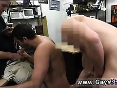 Straight twink tricked into gay sex video and naked straight