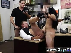 Gay hunk twink jerk off Groom To Be, Gets Anal Banged!