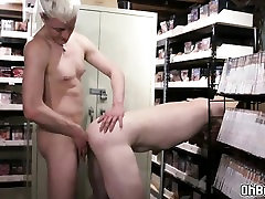Twink daddy loves young dick in his ass