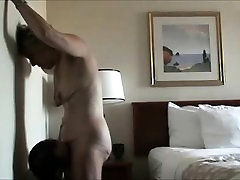 Young Guy Eating a Grannys Pussy AMATEUR