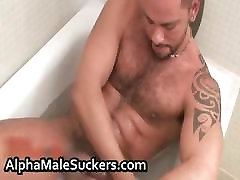 Very hot gay men fucking and sucking part4