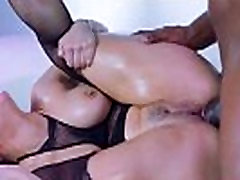 Anal Sex Tape With Hot Oiled Sexy Huge Butt Girl Aleksa Nicole video-01