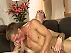 Delightful oral stimulation for gay stud