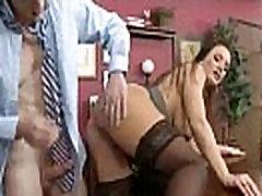 Big Tits Office Girl lisa ann Get Hardcore Sex Action clip-21