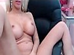 Big Silicone Tits Live On Webcam