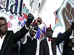 Nasty Sex Party Interracial Hardcore XXX Video 17