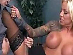 Slutty big tit office worker loves to be dominated at work 11