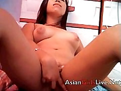 Asian-Webcam-Girls masterbate on AsiansLive.Webcam chat site