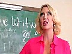 Sexy busty schoolgirl and teacher fucked at school 26