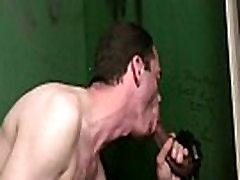 Gay interracial handjob and cock sucking trio 25