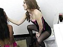 Interracial Toilet Fart Domination Evanni Solei