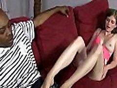 Black Meat White Feet - Interracial Hardcore Foot Fetish Porn Video 14