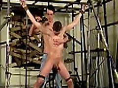 Older guy has gay twink in bondage and gay twink bondage pay per view
