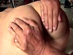 Teen fucked in doggy style