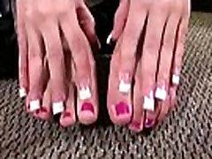 Teen Slut Pleases A Big Black Cock With Her Feet 15