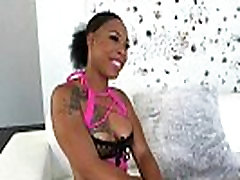 Round and Brown Sexy Ebony Riding Big Cock And Gets Nailed Deep 21