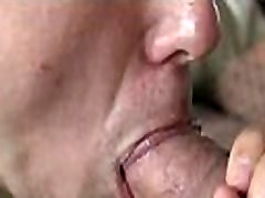 Sexy man gets fucked and creamed