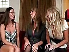 Brianna Ray &amp Kristen Cameron &amp Sarah Jackson Naughty Mature Lesbian Ladies Play On Cam mo