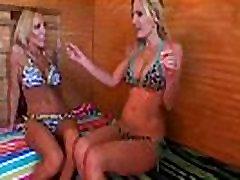 Brianna Ray &amp Toni Naughty Mature Lesbian Ladies Play On Cam mov-30