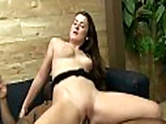 White Girl Spit Roasted By Big Black Cock 27